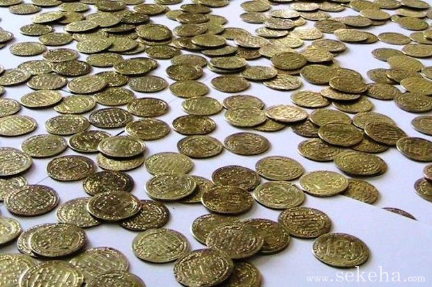fake coins in lurestan