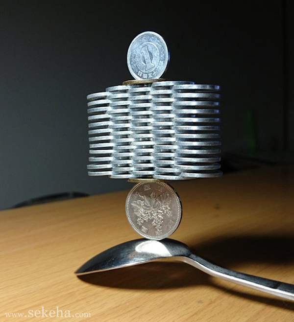 tani coin stacking