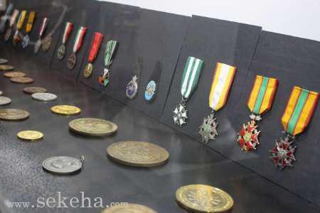 مدال ها و نشان ها