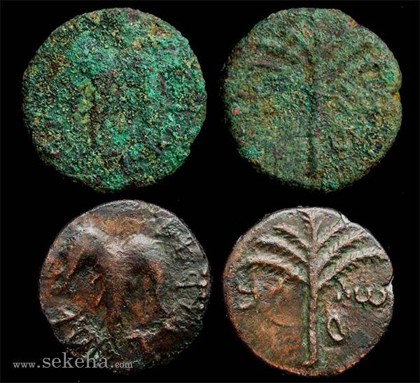 مرمت سکه تاریخی باستانی