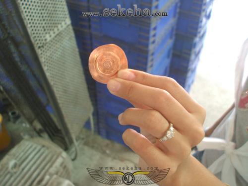تولید سکه های تقلبی