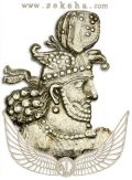 تصویر هرمز دوم ساسانی