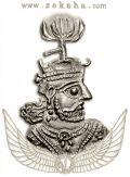 تصویر قباد دوم ساسانی